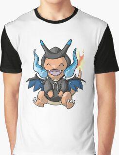 Mega Charmander X Graphic T-Shirt