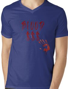Blood Money Blood Money Mens V-Neck T-Shirt