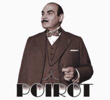 Monsieur Hercule Poirot One Piece - Long Sleeve