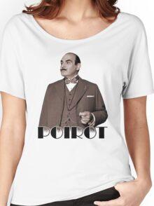 Monsieur Hercule Poirot Women's Relaxed Fit T-Shirt