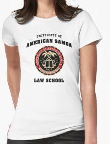 University of American Samoa Law School  Womens Fitted T-Shirt