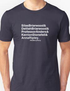 The List (#NoMercyPercy) Unisex T-Shirt