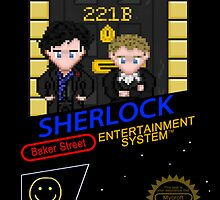 NINTENDO: NES SHERLOCK by Joshua Holt