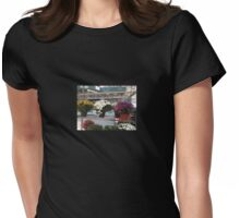 Three Bouquets  Womens Fitted T-Shirt