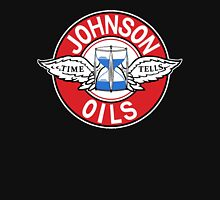 Johnson Gasoline Lubricant Racing MotorOil Unisex T-Shirt