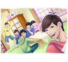 Osomatsu-san! Poster