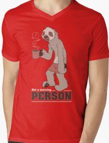 Not a morning person Mens V-Neck T-Shirt