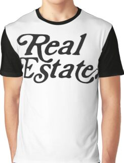 Real Estate Logo Graphic T-Shirt