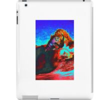 I phone surfer iPad Case/Skin