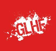 GLHF model 5 - white Kids Tee