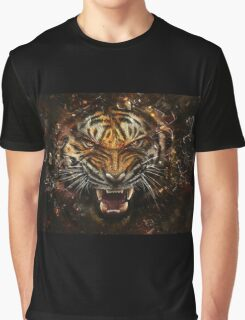 cats tiger Graphic T-Shirt