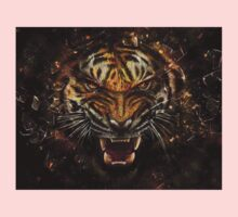 cats tiger Kids Tee