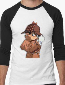 dective conan Men's Baseball ¾ T-Shirt