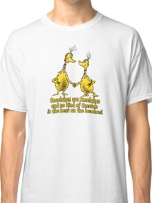 Sneetches are Sneetches Classic T-Shirt