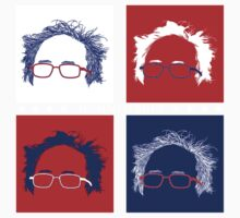 Bernie Election Art Baby Tee