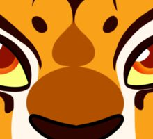 Tigress Sticker