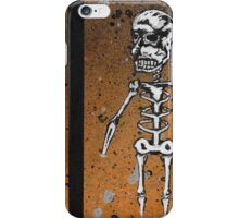 Day of the dead card #1 iPhone Case/Skin