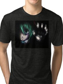 hatsuni miku Tri-blend T-Shirt