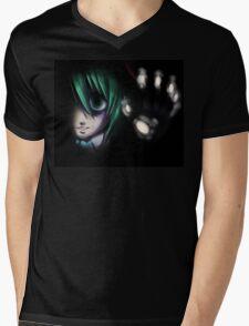 hatsuni miku Mens V-Neck T-Shirt