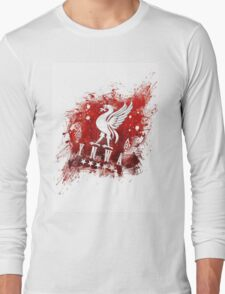 LFC YNWA 5 times Long Sleeve T-Shirt