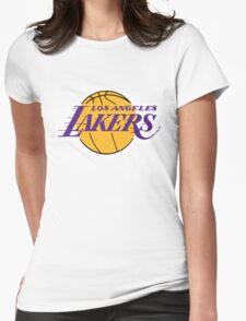 lakers Womens Fitted T-Shirt