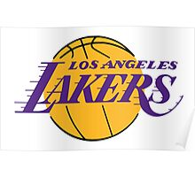 lakers Poster