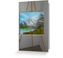 I,m a Painter Greeting Card