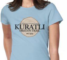 Kuratli Oregon Trail (fcb) Womens Fitted T-Shirt