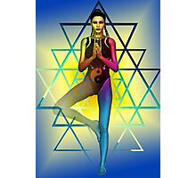 sacred geometry 2 Photographic Print