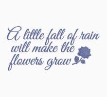 Fall of Rain One Piece - Long Sleeve
