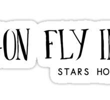 Dragon Fly Inn - Gilmore Girls Sticker