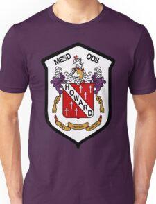 Howard Coat of Arms Unisex T-Shirt