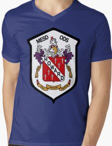 Howard Coat of Arms Mens V-Neck T-Shirt