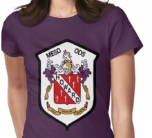 Howard Coat of Arms Womens Fitted T-Shirt