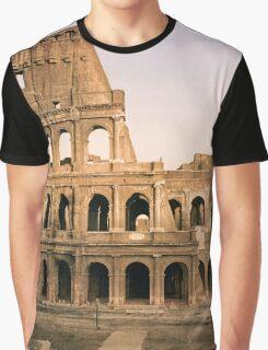ROME COLOSSEUM Graphic T-Shirt