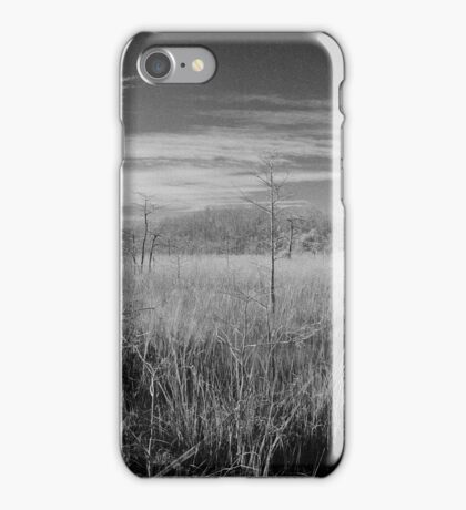 Everglades IR iPhone Case/Skin