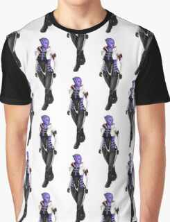 Aria - Mass Effect Graphic T-Shirt