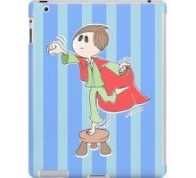 mon grand héros iPad Case/Skin