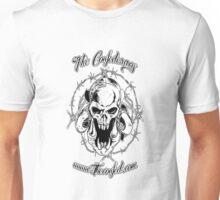 Darkness Skull Unisex T-Shirt