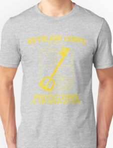 Keyblade Kingdom Hearts T-Shirt