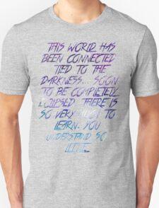 KINGDOM HEARTS Quotes T-Shirt