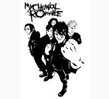 My Chemical Romance Cartoon Unisex T-Shirt