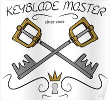 Keyblade Master Poster