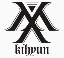 Monsta X logo + Kihyun Kids Tee