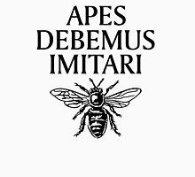 Apes Debemus Imitari Unisex T-Shirt