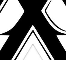 Monsta X logo + Hyungwon Sticker