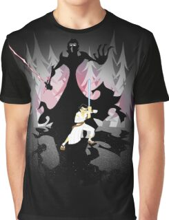 Samurey Graphic T-Shirt