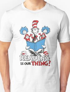 Dr Seuss - ONE:Print T-Shirt