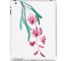 Cooktown Orchid by Menelle Gale iPad Case/Skin