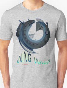 Douglas Dakota A65-94 Wing Warp T-shirt Design T-Shirt